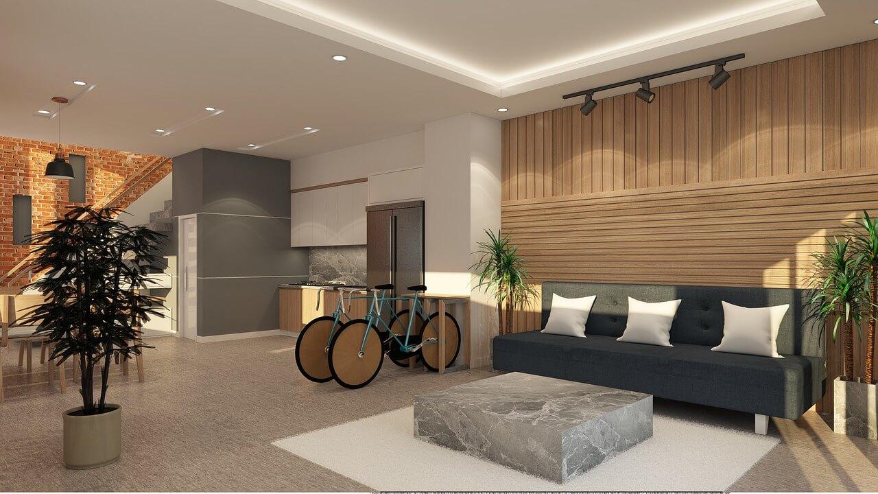 Votre intérieur de maison moderne à Caen
