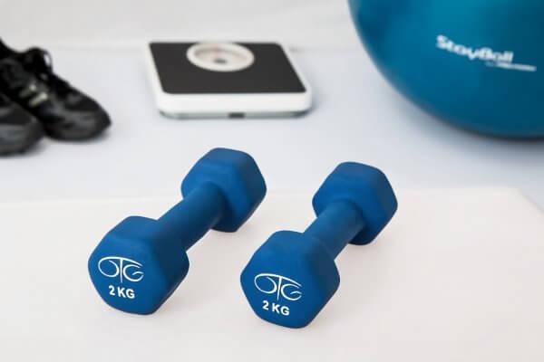 accessoires de musculation
