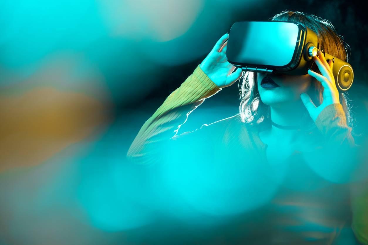 animation réalité virtuelle conférence professionnelle
